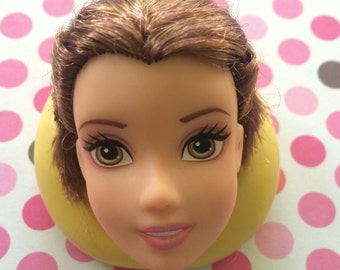 FACE Silicone MOLD - Resin Mold, Cake Decor, Cupcake Topper, Face Mold, Craft Supply, Molds, Polymer Clay Mold, Face Molds, Fondant Mold