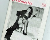 "Bettie Page 1950s PinUp Queen ""Fond Memories"" Booklet for the ""Bettie Scouts of America"" from 1961"