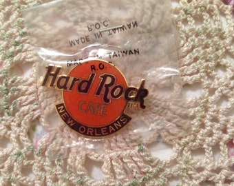 Enamel Hard Rock Cafe New Orleans Pin