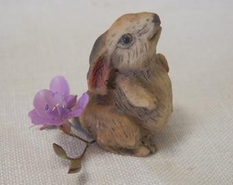 Woodland Rabbit Figurine