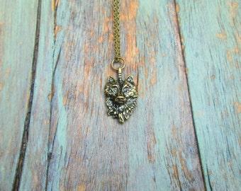 Warewolf Necklace
