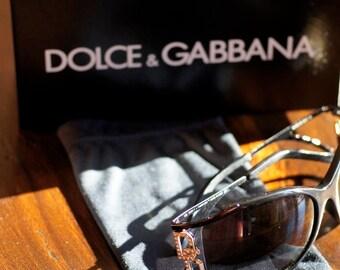 Ref: 33 -  SALE - Vintage Dolce & Gabbana sunglasses.