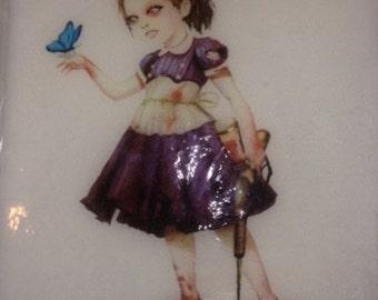 Little Sister Bioshock Soap  *fan soap* custom scents