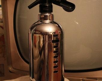 King Size Mad Men Soda King Seltzer Bottle Soda Siphon