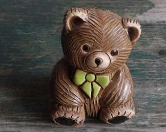 Artesania Riconada Teddy Bear #327 Collectible!