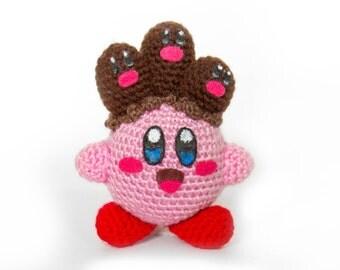 Crochet Mega Man Kirby Amigurumi Megaman