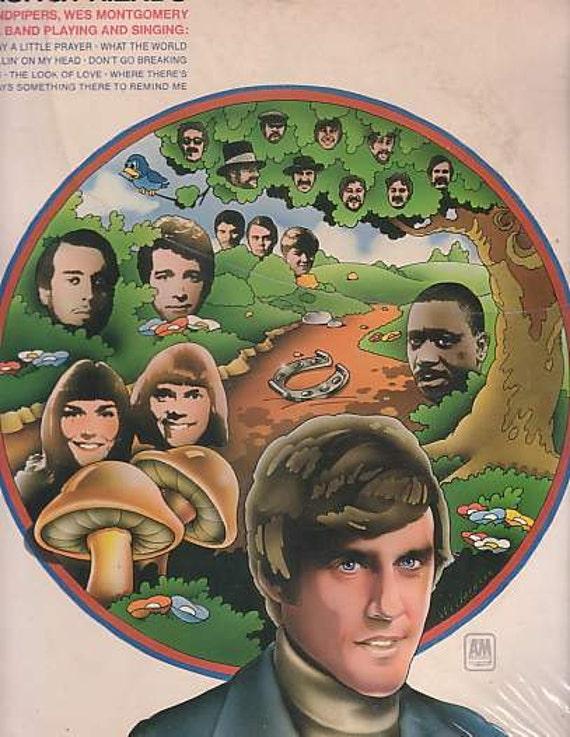 Various - The Burt Bacharach Songbook