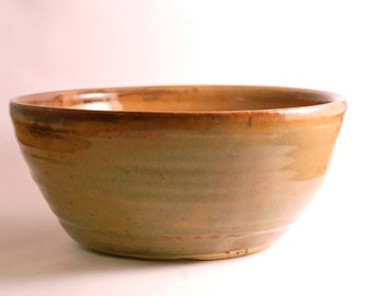 Stoneware Serving Bowl in Fog