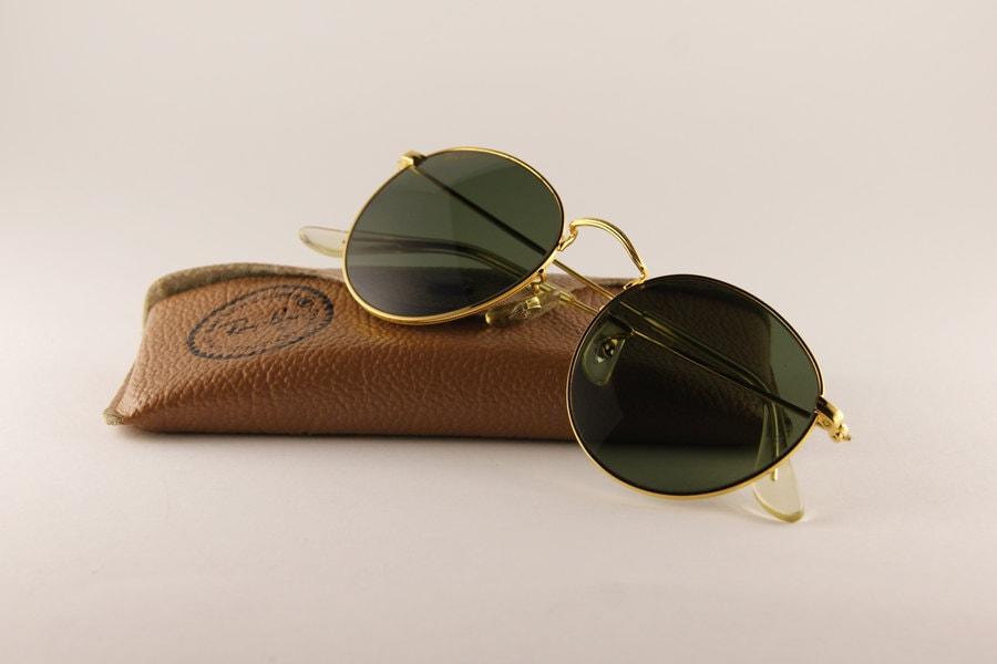 ray ban lennon  Rare RAY-BAN John Lennon Vintage Sunglasses