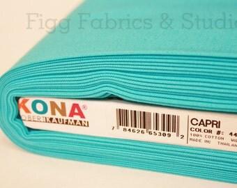 KONA Cotton in Capri (Color 442)