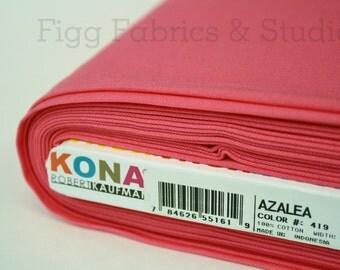 KONA Cotton in Azalea (Color 419)
