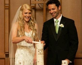 Wedding Unity Candle, Wedding Ceremony, Fall Wedding, Summer Wedding, Beach Wedding Unity Candle