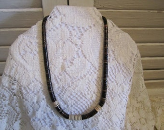 Native American Heishi Necklace