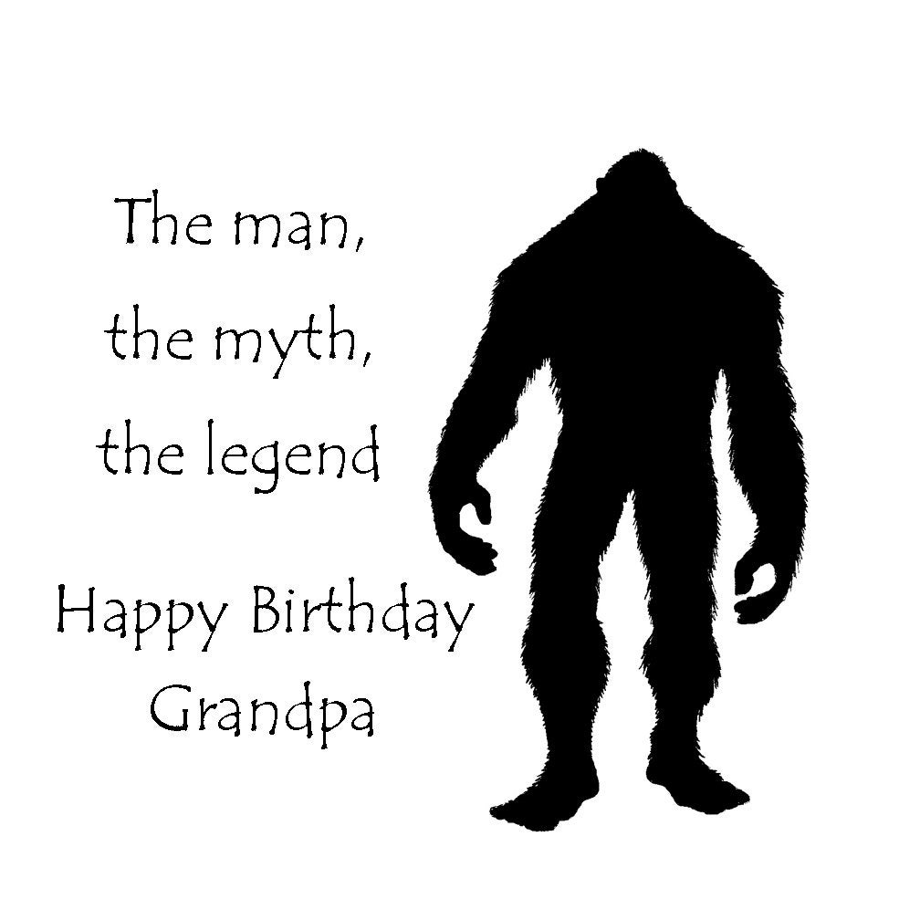 Happy Birthday Grandpa Grandpa Birthday Card by TickleMyIQ ...