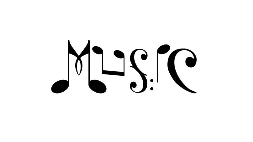 text notes musical note typography prosper etsy decals phone symbols decal laptop computer truck sold