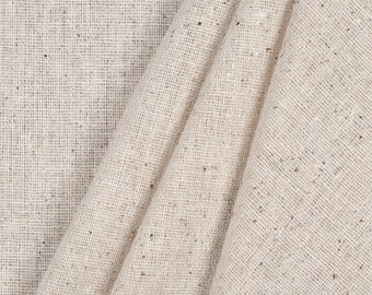 Unbleached Osnaburg Fabric - By the Yard