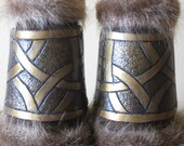 Norse Bracers inspired from Skyrim