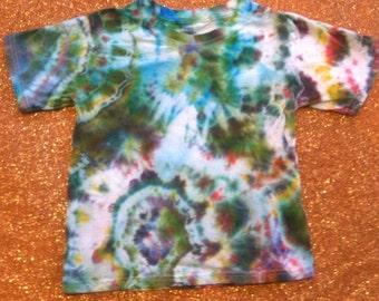 Kids' Size Small Tie Dye T Shirt