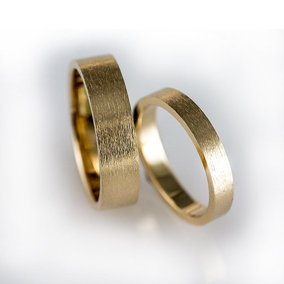 14k Wedding Rings Sets For Him And Her