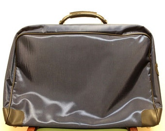 Deadstock!German Military navy suitcase