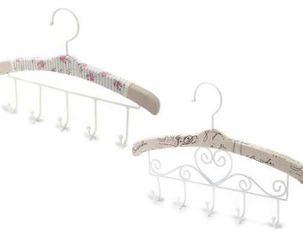 Shabby Chic Hangers Set of 2