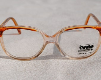 Eyeglass Frames Not Made By Luxottica : Vintage Eyeglasses Luxottica 1127 Occhiali Vintage ...