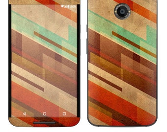Skin Decal Wrap for Motorola Moto G (2nd) Google Nexus 6 Droid Turbo Moto X (2nd Gen) Droid Vinyl Cover Sticker Skins Abstract Wood