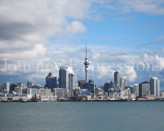 NZ Greeting Card and Envelope