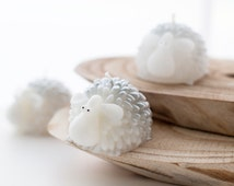 Sweet sheep candle