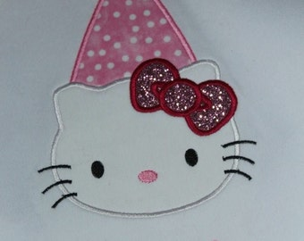 Hello Kitty Birthday outfit with bow