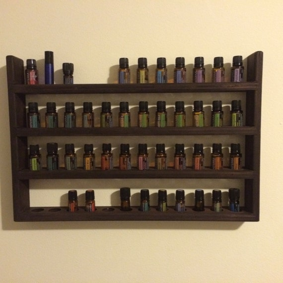 Essential Oils Wall Shelf