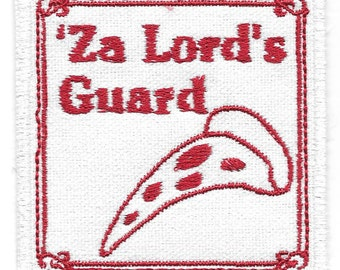 Za Lord's Guard Patch