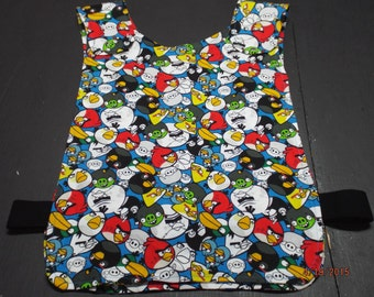 Cooling & Heating Vest: Angry Birds with (or without) Set of 4 Ice Packs