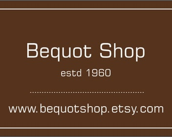 Bequot Shop Coupon
