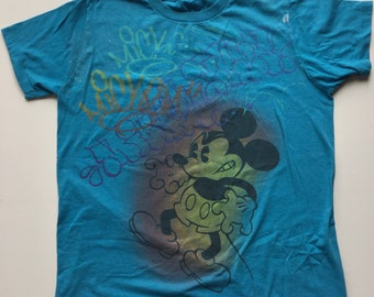 Vtg Mickey Mouse Disney T-shirt