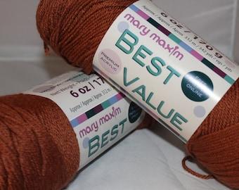Mary Maxim Best Value yarn