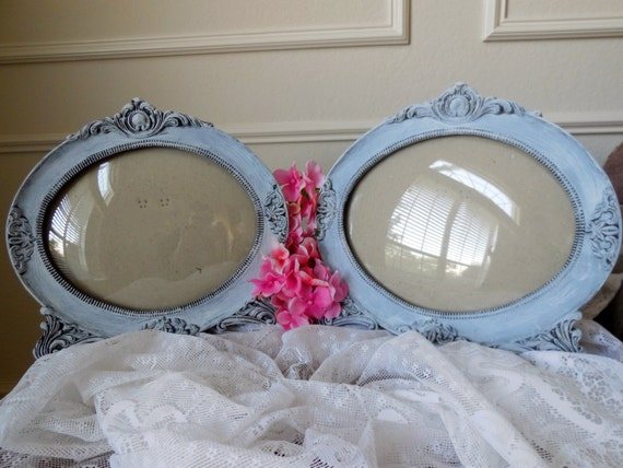 domed glass picture frame ornate glass baroque frame