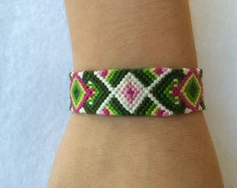 Ombre Diamond Friendship Bracelet