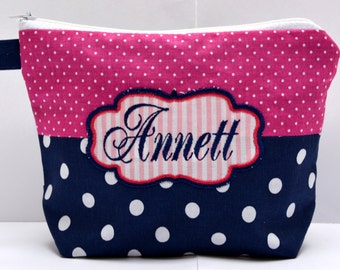 Make-up bag - cosmetic bag