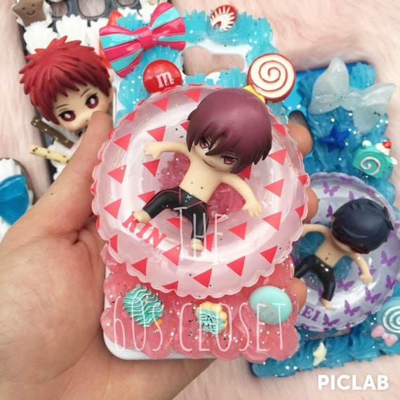 Custom FREE! Anime case for every type of phone