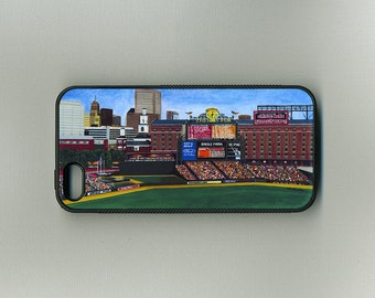Cell  Phone Case-Baltimore Baseball-Oriole Park at Camden Yards-Sports Team Stadiums-phone Cases for iPhones 5/5s,6&6+,7,SamsungS4,S5S6