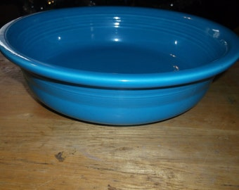 Fiesta Mixing Bowl    Blue