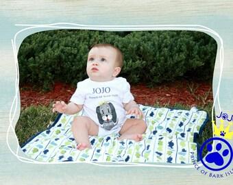 Prince Jojo Boy Puppy baby clothes