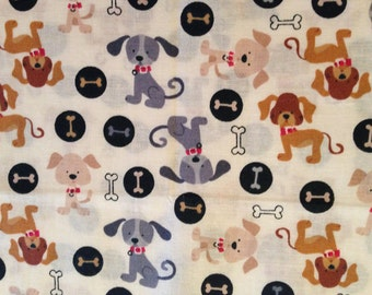 Perfect Puppies Burp Cloth