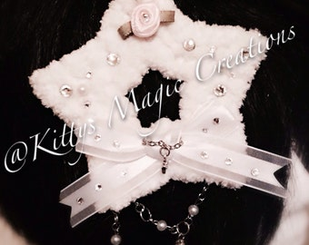 Sworavski Crystal Sweet Lolita Hair Clip