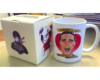 American Psycho Mug