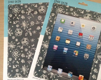 Ipad skin for Ipad 2/3/4 (IP01)