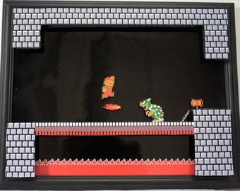 Mario 1 Bowser