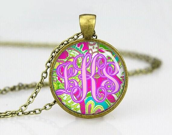 custom necklace pendant, monogram necklace locket, bridesmaid necklace, pendant locket, photo locket necklace, monogram necklace pendant