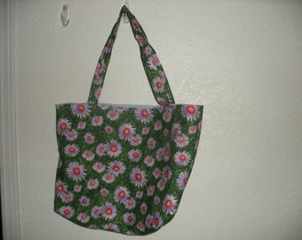 chrysanthemums tote great for spring!